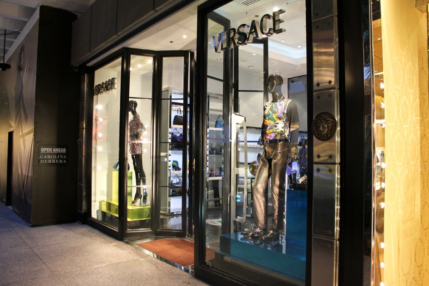 Gianni Versace Boutique Bal Harbour Cityseeker