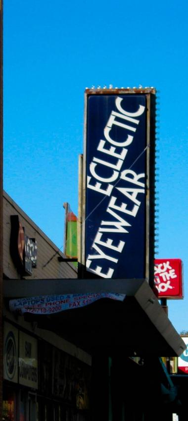 Eclectic Eyewear - Austin, TX