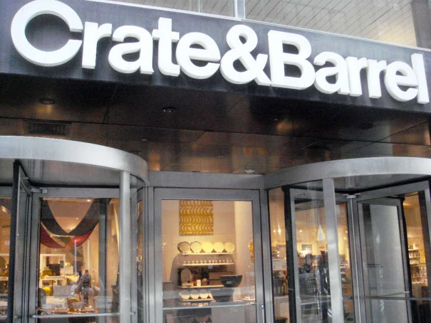 Crate and Barrel The Westchester - Westchester Ave, White Plains, New York - Rated 4 based on 4 Reviews