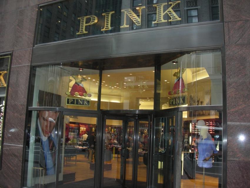Thomas Pink Ltd - New York, NY
