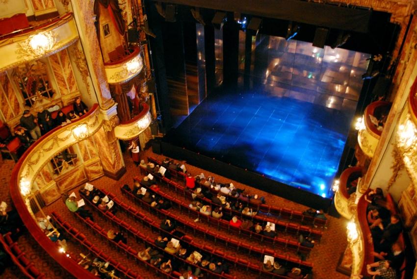 The Novello Theatre London Entertainment Venues