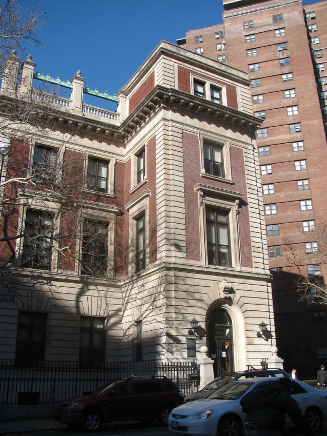 Aguilar Library - New York, NY