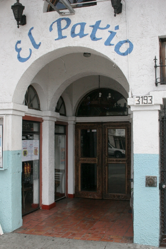 El Patio Restaurant - San Francisco, CA