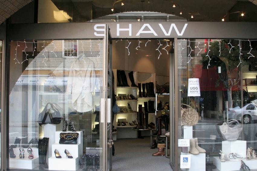 Shaw The Fashion Shoes - San Francisco, CA