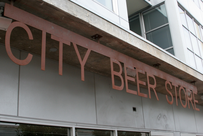 City Beer Store - San Francisco, CA