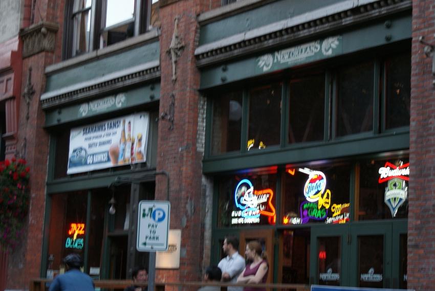 New Orleans Restaurant - Seattle, WA