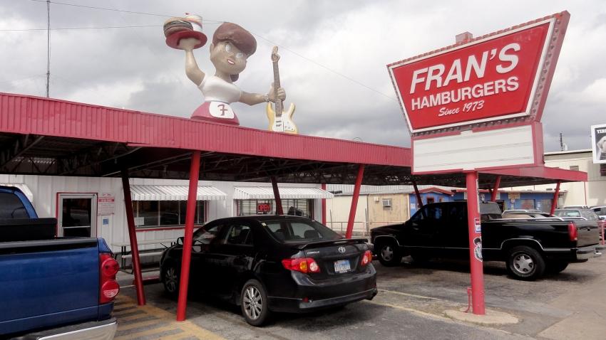 Fran's Hamburgers - Austin, TX