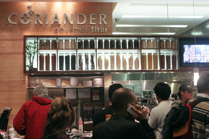 Coriander Gourmet Thai Kitchen - San Francisco, CA