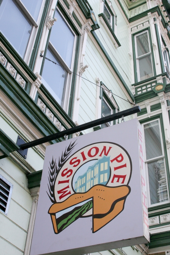 Mission Pie - San Francisco, CA