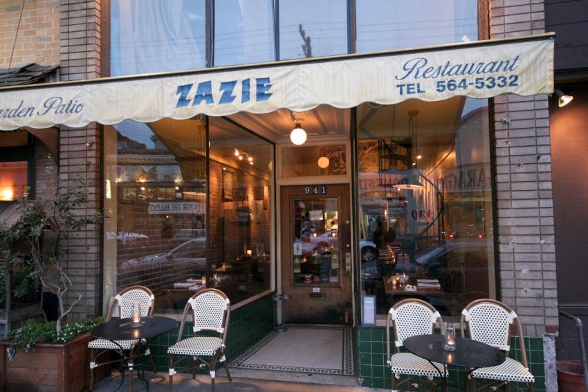 Zazie - San Francisco, CA