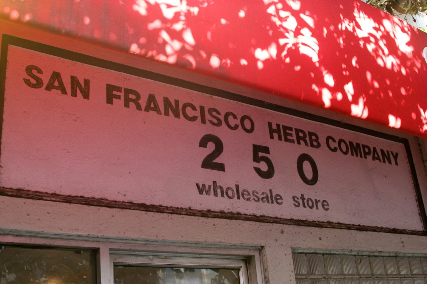 San Francisco Herb Co - San Francisco, CA