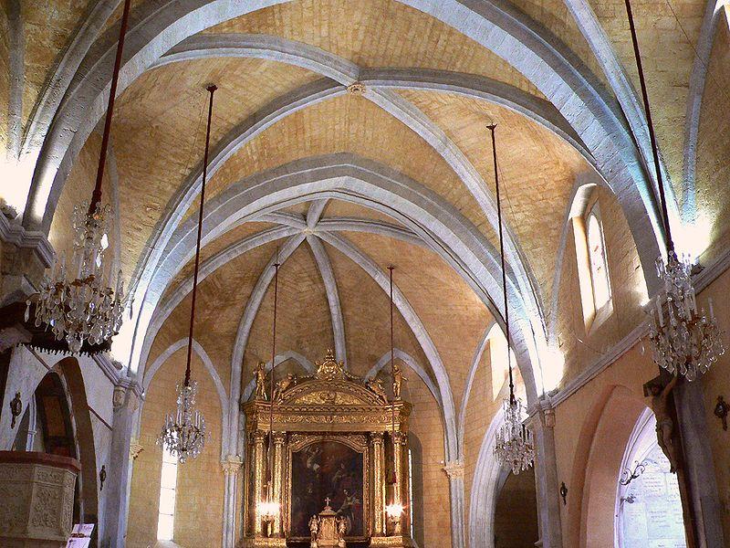 Eglise saint michel - Eglise saint laurent salon de provence ...