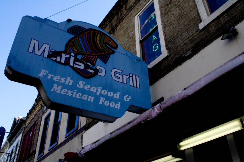 Marisco Grill - Austin, TX