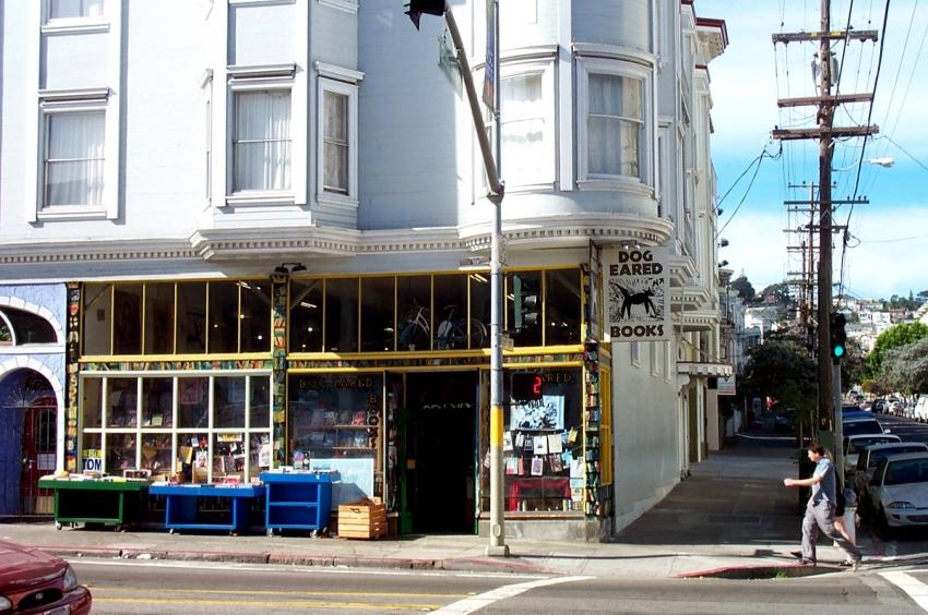Dog Eared Books - San Francisco, CA