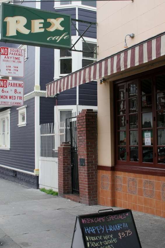 Rex Cafe - San Francisco, CA