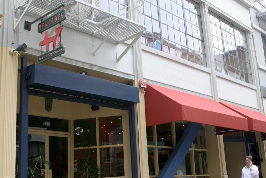 Mercedes Restaurant - San Francisco, CA