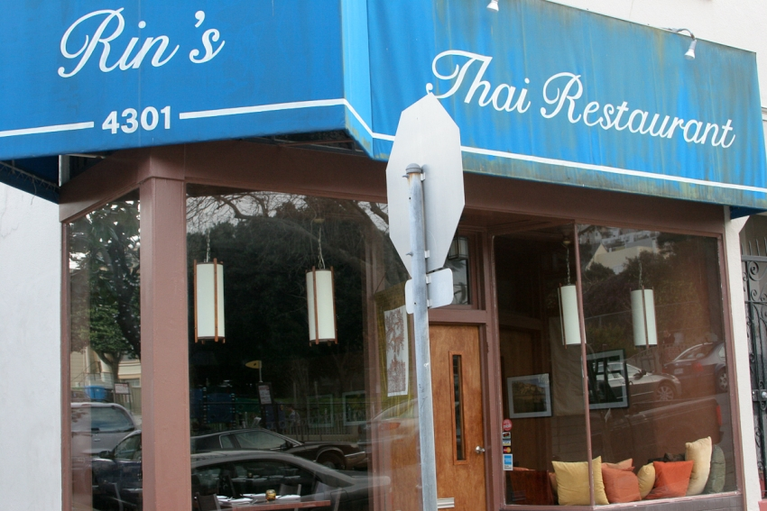 Rin's Thai Restaurant - San Francisco, CA