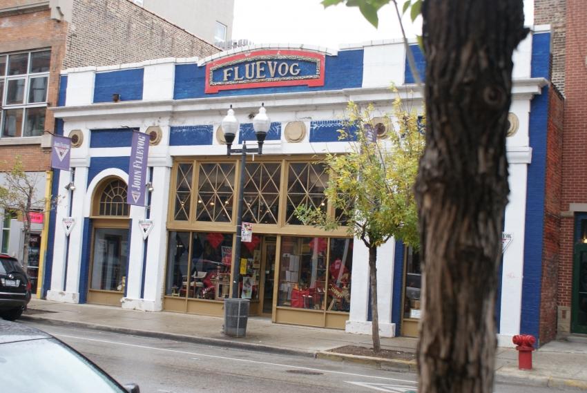 John Fluevog Shoes - Chicago, IL