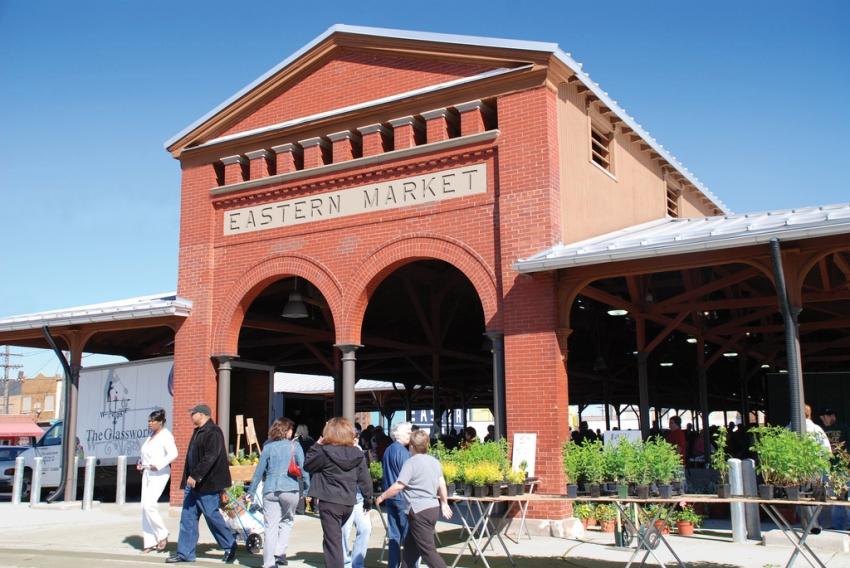 Italian Restaurants In Eastern Market Dc