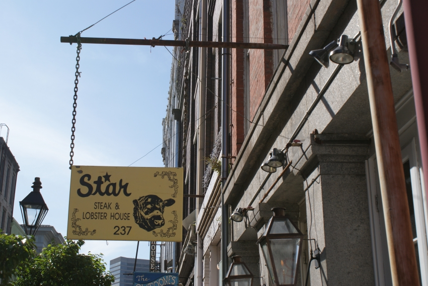 Star Steak & Lobster House - New Orleans, LA