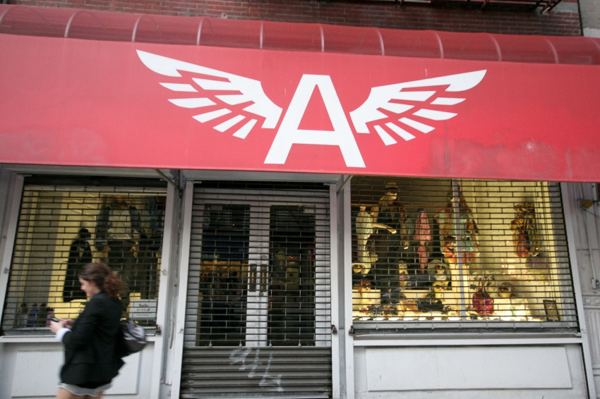 Flying A - New York, NY