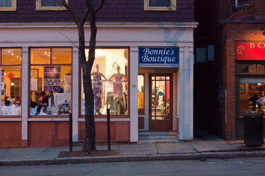 Bonnie's Boutique - Brookline, MA