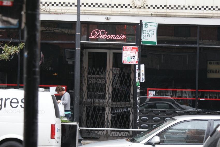 Debonaire Social Club - Chicago, IL