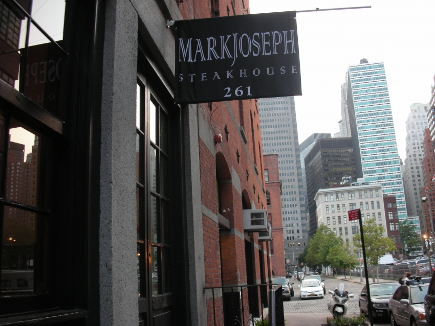 Markjoseph Steakhouse - New York, NY