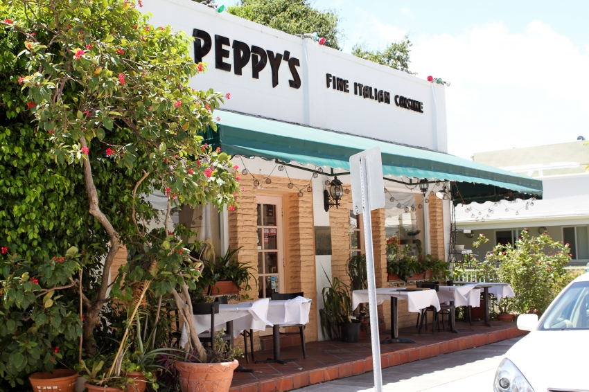 Peppy's In The Gables - Coral Gables, FL
