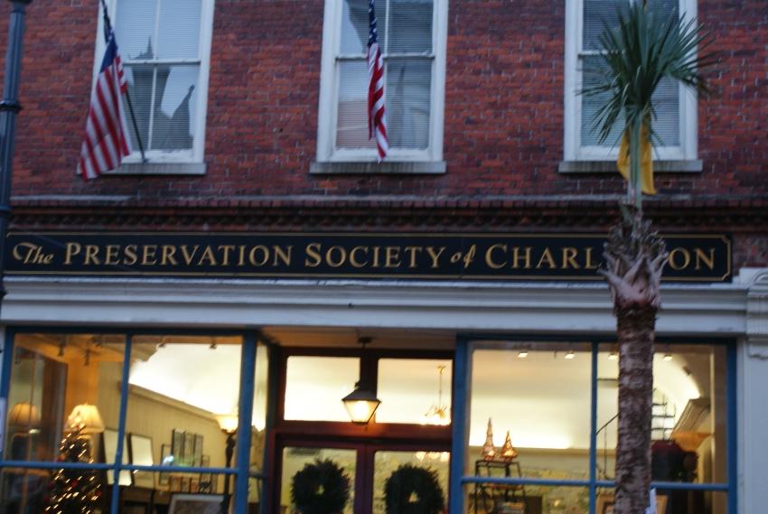 Preservation Society - Charleston, SC