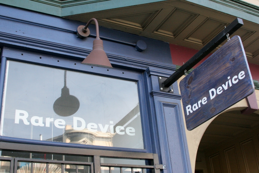 Rare Device - San Francisco, CA