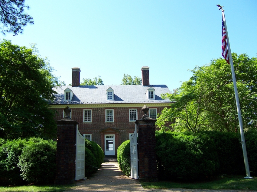 Berkeley Plantation - Charles City, VA
