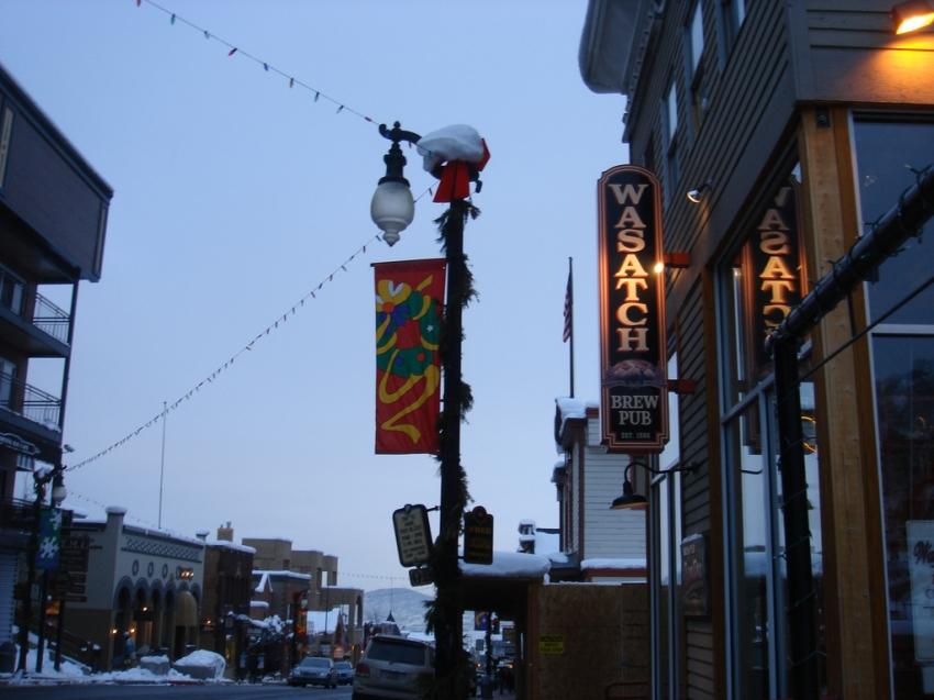 Wasatch Brew Pub - Park City, UT