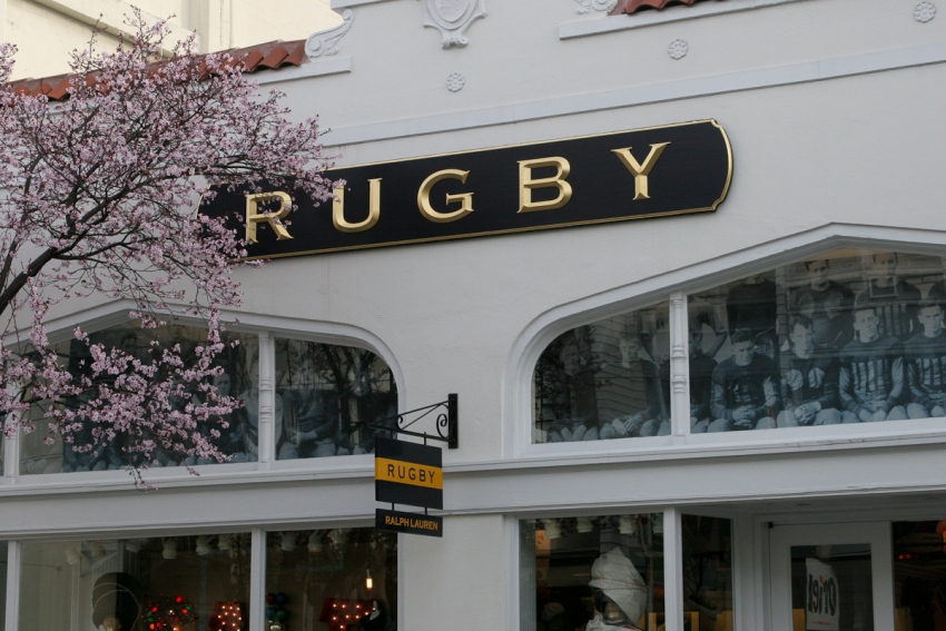 Rugby By Ralph Lauren - San Francisco, CA