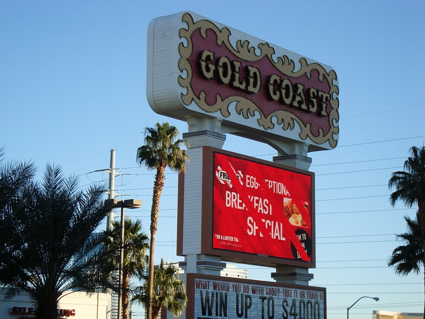 gold coast hotel & casino las vegas nv