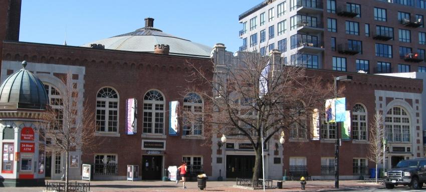 Cyclorama At Boston Center For The Arts - Boston, MA