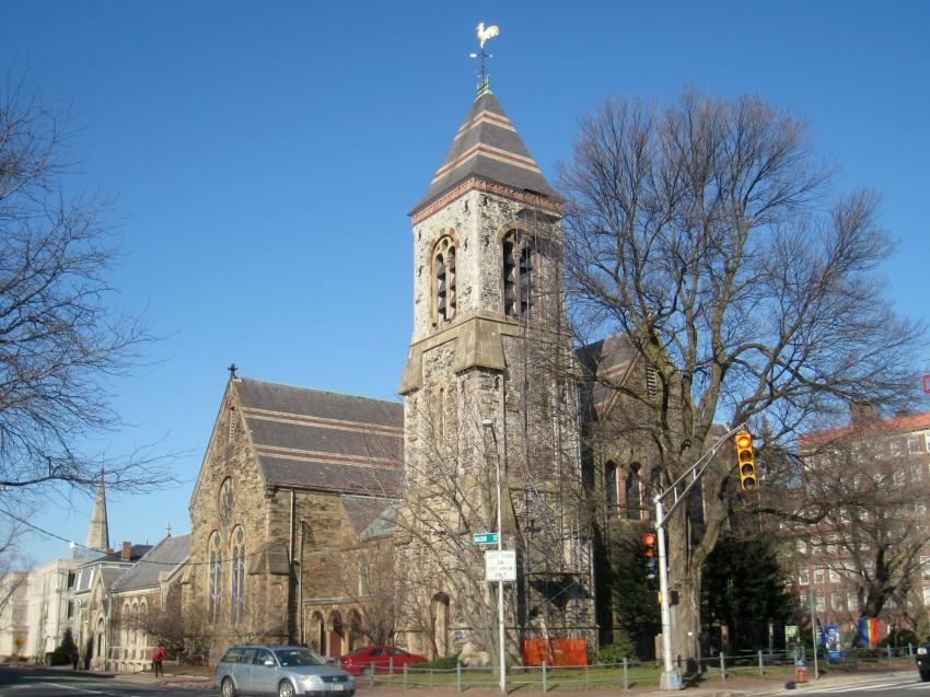 First Church In Cambridge - Cambridge, MA