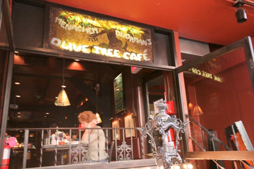 Olive Tree Cafe - New York, NY
