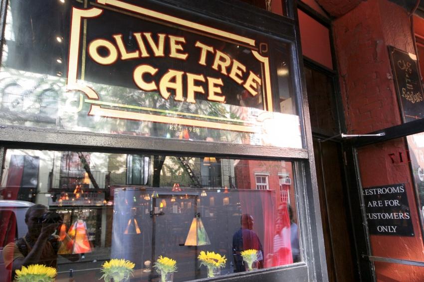 Olive Tree Cafe Bar New York Ny