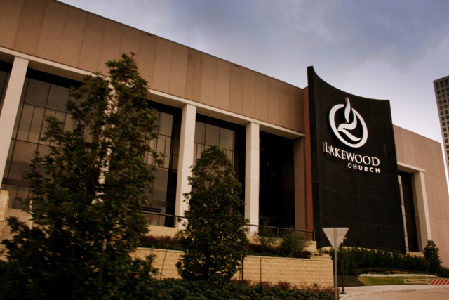 Lakewood Church - Houston, TX
