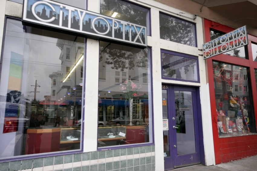 City Optix Optometric - San Francisco, CA
