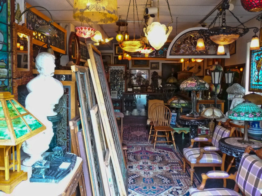 The Antique Traders - San Francisco, CA