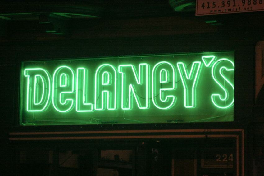 Delaney's Bar - San Francisco, CA