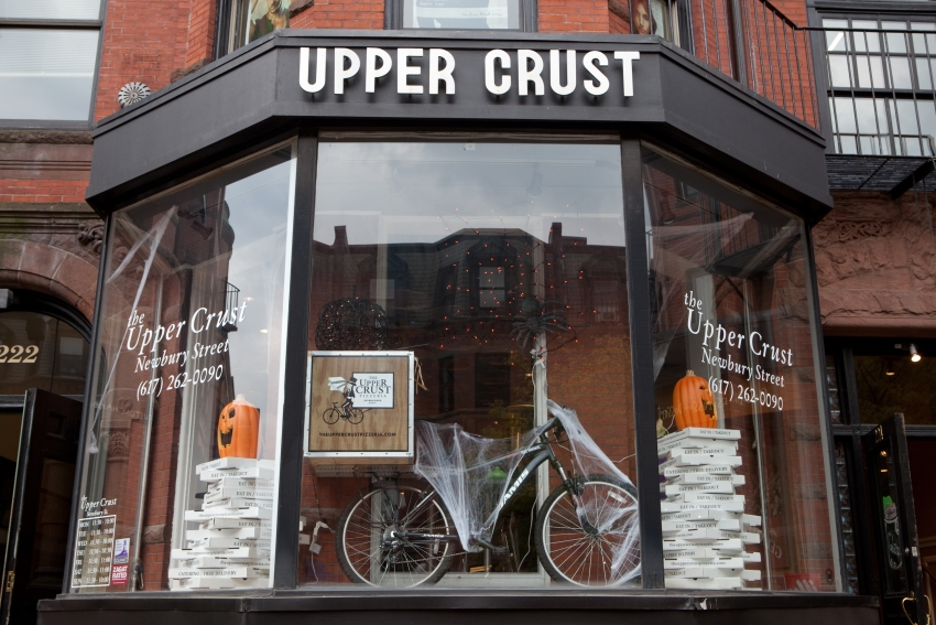 The Upper Crust - Boston, MA