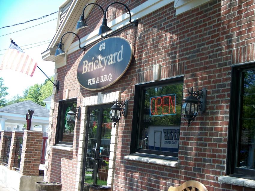 Brickyard Pub & BBQ - Lewiston, NY