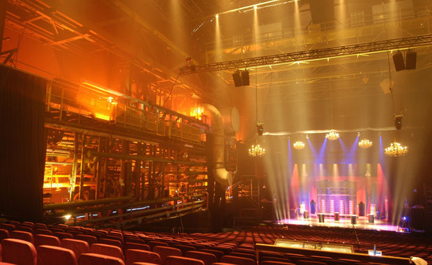 Fabriek Amsterdam Theater Fabriek Amsterdam