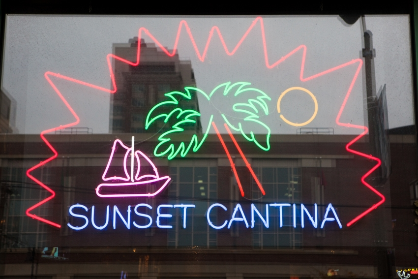 Sunset Cantina - Boston, MA