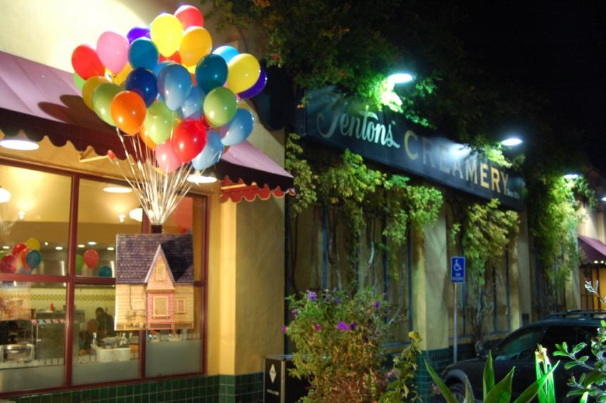 Fentons Creamery - Oakland, CA