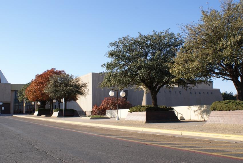 Memorial Civic Center Lubbock Entertainment Venues