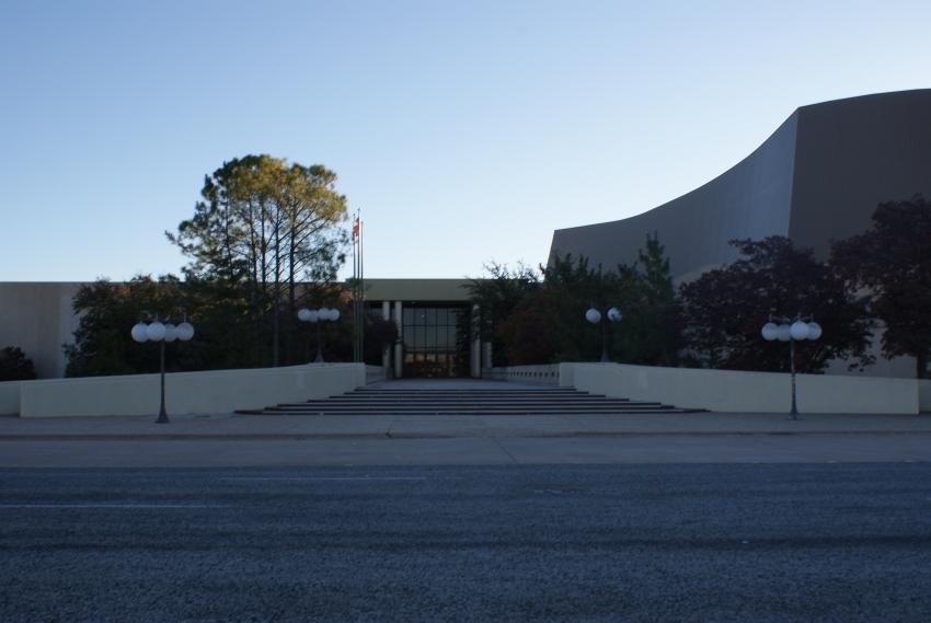 Memorial Civic Center Lubbock CitySeeker